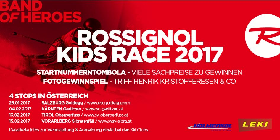 Rossi Kids Race