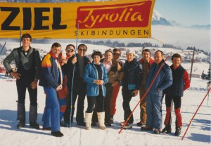 SkiclubTeamHistorie